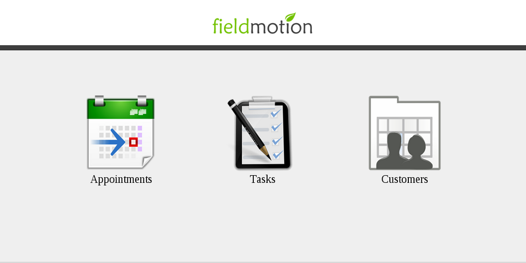 FieldMotion - screenshot