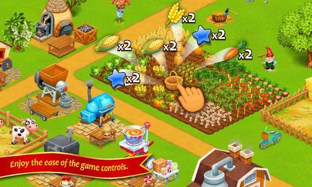Farm Town™: Happy City Day Story