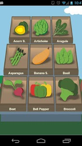 PickMe Veggies screenshot 0