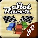 Slot Racer FREE logo