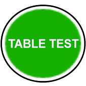 Casino Table Test