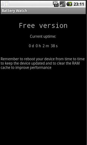 電池手錶 - 大數字