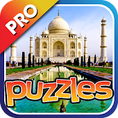 7 Wonders Of World Puzzles Pro