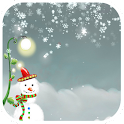 Christmas Snowflakes LW icon