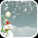 Christmas Snowflakes LW icon