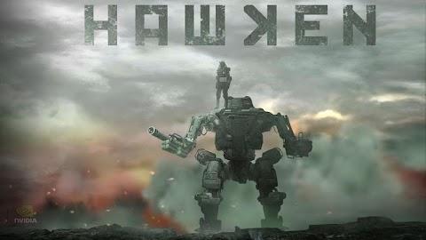Hawken Live Wallpaper Screenshot 1