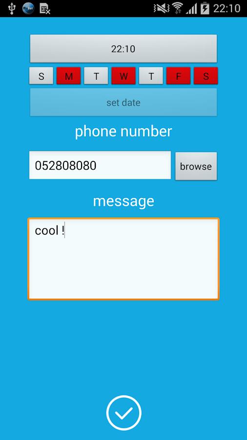 MoBot - screenshot