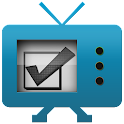 TV launcher theme icon