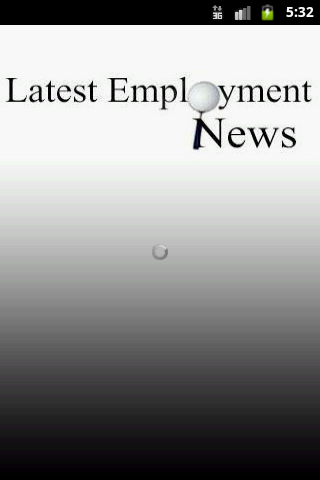 Latest Employment News