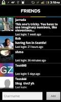 Screenshot of Memorython Multiplayer
