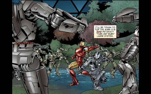 The Avengers-Iron Man Mark VII - screenshot thumbnail