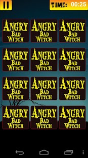 Angry Bad Witch - screenshot thumbnail