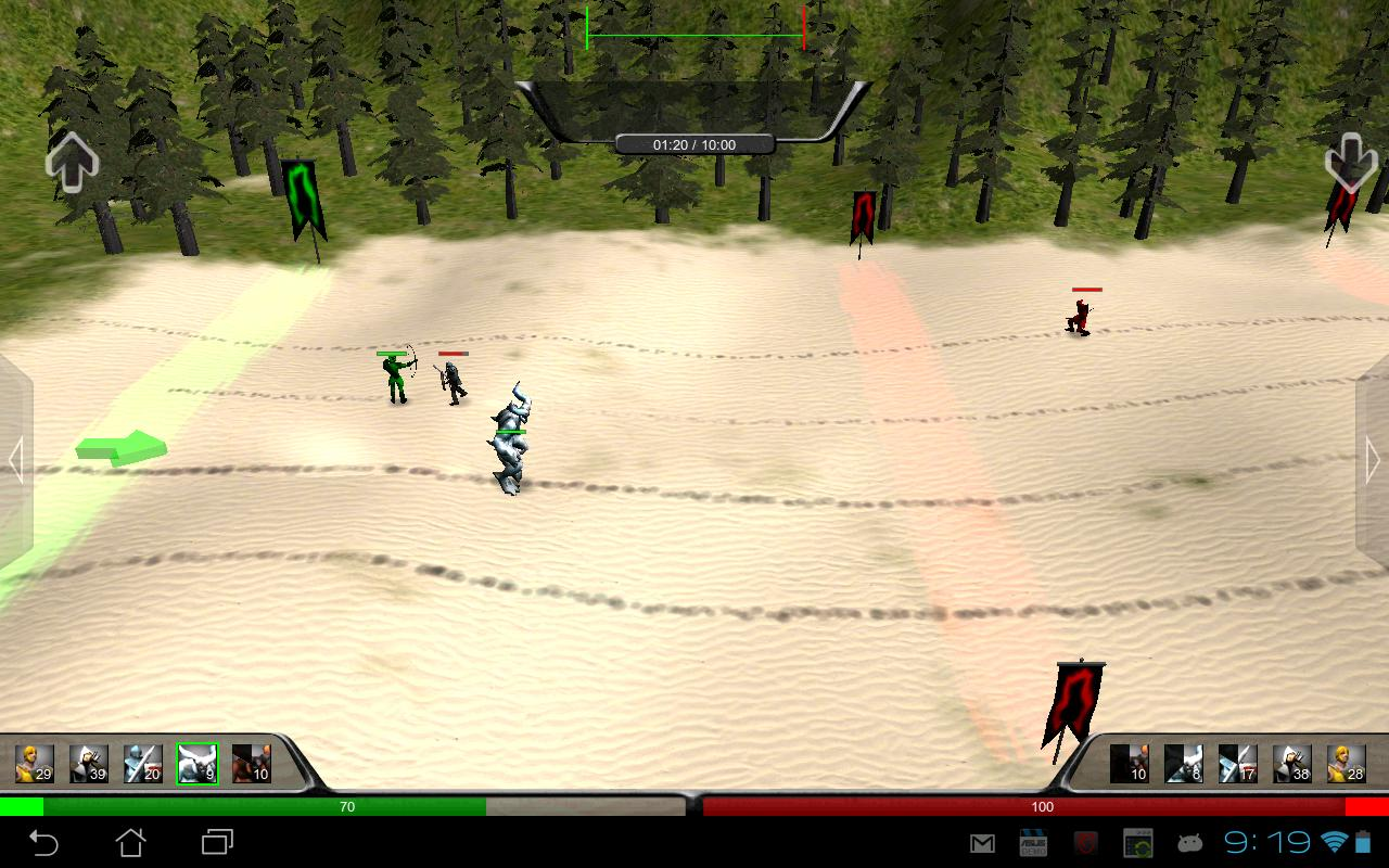 Medieval WarFare- screenshot