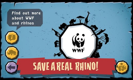 WWF Rhino Raid- screenshot thumbnail