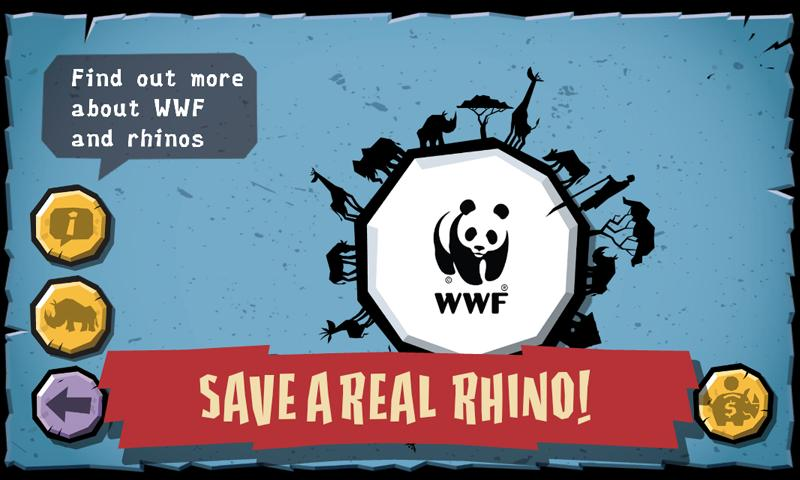 WWF Rhino Raid - screenshot