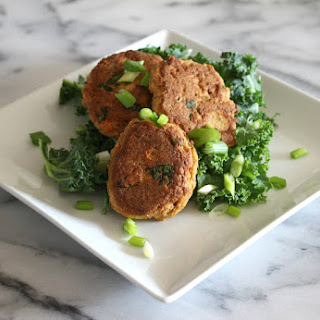 Baked Salmon Croquettes