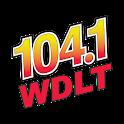 104.1 WDLT icon
