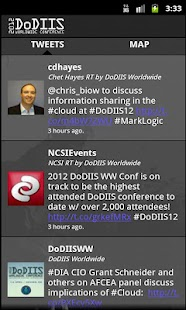 DoDIIS 2012 - screenshot thumbnail