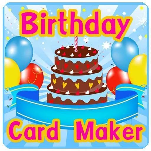 วันเกิดแต่งรูป การ์ดวันเกิด LOGO-APP點子