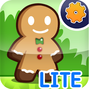 Gingerbread Dash! LITE 動作 App LOGO-APP試玩