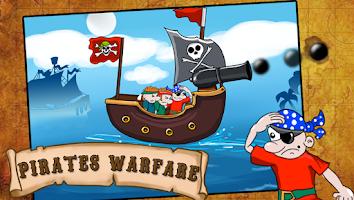 Screenshot of Pirates Warfare