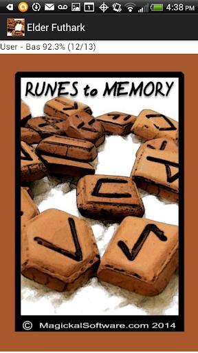 Runes To Memory