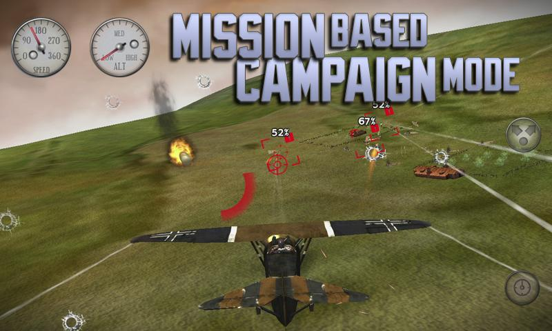 Sky Gamblers: Rise of Glory - screenshot