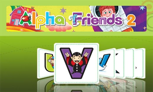 Alpha friends 2-5 (U~Z) - screenshot thumbnail