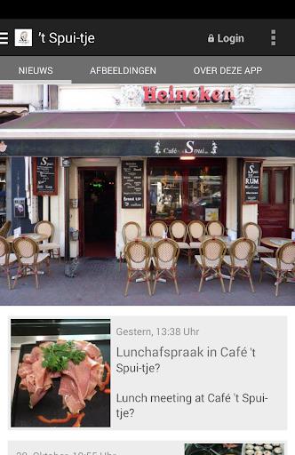 Café 't Spui-tje