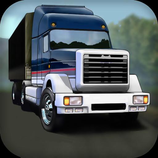 愤怒的卡车司机3D 模擬 App LOGO-APP試玩