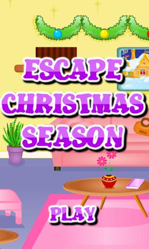 クリスマスシーズンをエスケープ