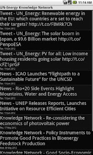 UN-Energy - screenshot thumbnail