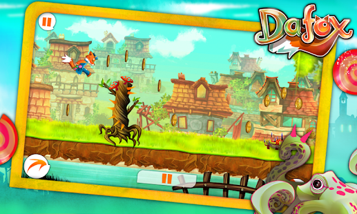 DaFox- screenshot thumbnail