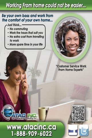 Real Work From Home CSR