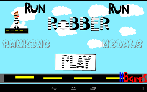 玩休閒App|Run Robber Run!免費|APP試玩