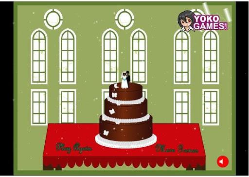 【免費休閒App】婚禮蛋糕-APP點子