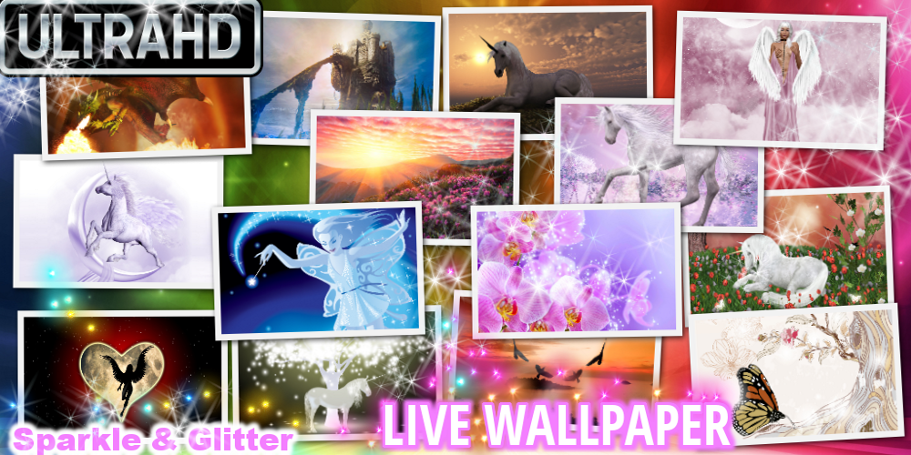 FANTASY LIVE WALLPAPER FREE - screenshot