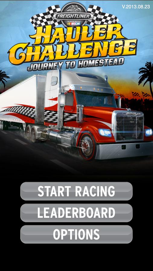 Hauler Challenge - screenshot