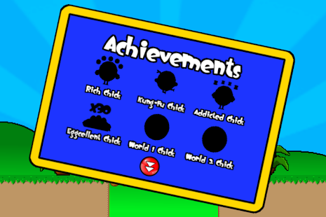 Happy Chick - Platform Game- screenshot thumbnail