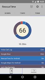 RescueTime Time Management Screenshot 1