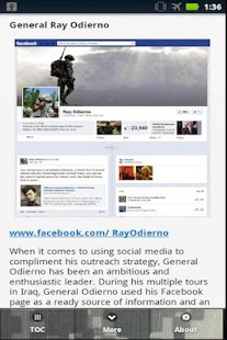 US Army Social Media Handbook- screenshot thumbnail