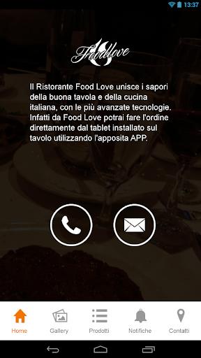 【免費旅遊App】Food Love-APP點子
