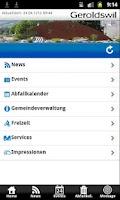 Screenshot of Geroldswil