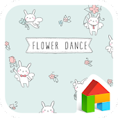 flower dance dodol theme