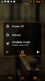 Tangerine CM11 AOKP Theme Screenshot 16