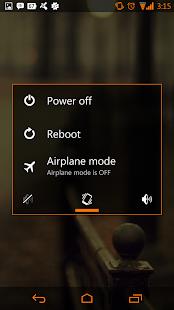 Tangerine CM11 AOKP Theme- screenshot thumbnail