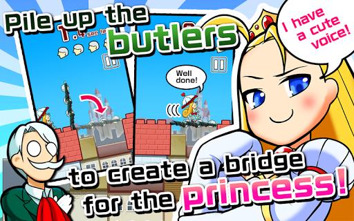 Please Cross Princess