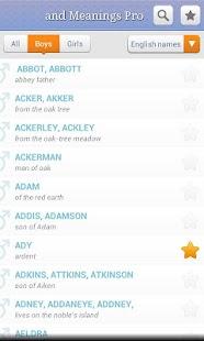 玩生活App|嬰兒名字和含義免費|APP試玩