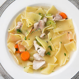Chicken Noodle Soup.