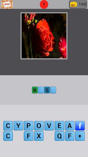 【免費益智App】Flowers Quiz-APP點子